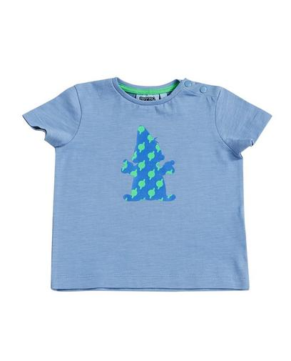 T-shirt met clownprint